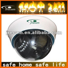 Jrecam dome ip camera H.264 PNP Wireless IP camera plug and play p2p