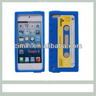 New mould cellphone 3D case for iPod touch 5 soft cover
