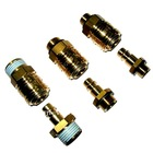 Male thread Pneumatic Quick Coupler