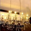 beautiful and elegant crystal light chandelier lighting pendant lamp
