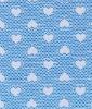 Elastic jacquard lace fabric