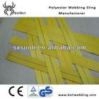 polyester lifting sling belt ( safety belts ) webbing sling for USA market