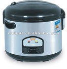 home appliance,deluxe rice cooker,stainless steel surface, automatic cooking,rice cooker recipes