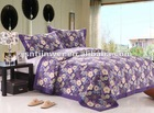 Italy style quilted bedcover