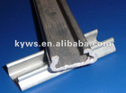 1.0 thick greenhouse special aluminum alloy slot