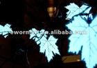 The newest cheap mini christmas lights EL leaves