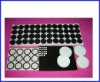 Adhesive neoprene rubber pad with 3M