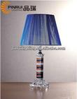 2012 Modern atique crystal lamp