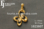 Diamond Butterfly shaped Pendant in 18k Gorgeous Jewelry