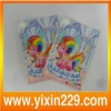 little pony self-adhesive sticker