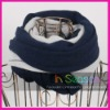 Fashion Viscose Knitted Scarf Knit Scarves and Knitting Shawls