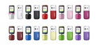 "free shipping 1.8"" MTK6223 steel back cover 2GB mobile phone, cell phone: 2 SIM and 2 standby"
