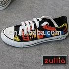 2011 Hot canvas women shoes