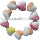 Sweet jelly candy mini-heart jelly gummy