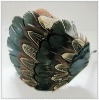 Fashion feather headband/feather pad/goose feather