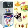 ice cream machine with cart
