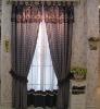 durable chenille curtain