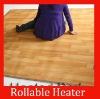 Modern yoga rug