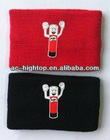 custom sport sweat wristband