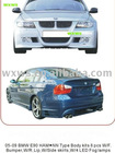 HAM*NN FRP body kit for B/M/W E90