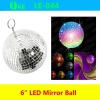 6'' DC12V Disco Mirror Ball