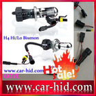 HID Bi-Xenon lights H4-3,Automotive HID xenon car High and low headlights,12V,35W/55W
