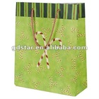 wholesale exquisite paper gift bag
