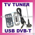 Digital USB 2.0 DVB-T HDTV TV Tuner Recorder & Receiver