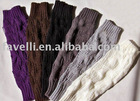 Fashionable Knitted Acrylic Ladies Gloves