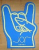 factory fast sale and various shapes cheering foam hand