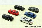 OO N Z scale Model Car