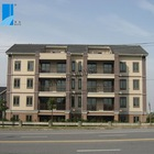 light steel structure prefabricated apartment