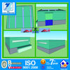 prefabricated steel aircraft hangar