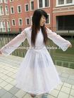 LED & Fiber Optic Fabric Dresses