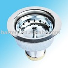Stainless Steel Kitchen Sink Strainer