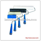"12"" BlueTacky Roller,dust sticky roller, Sticky handle"