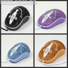2010 fasion jewelry optical mouse