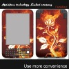 2012 new hot soft gel skin case for amazon kindle fire,skin sticker for tablet pc,skin vinyl sticker for 3ds