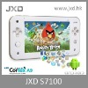 "JXD-S7100 MID support simulator android games with 7"" capacitive touch"