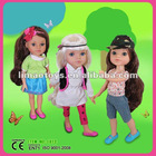 2012 new product beautiful girl doll