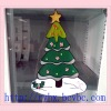 Soft pvc window stick,christmas gifts,manufacturer selling.