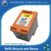 Color refillable ink cartridge for 138(C9363HE)