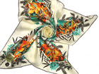 manufacture sell 100% wool silk scarf long wool shawls