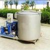 Milk cooling storage tank (horizontal or vertical)