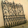iron grilles