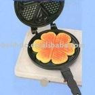 Cast Aluminum dishwasher safe waffle Maker (BL-918T)