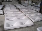 Gel-Coated/Polymarble/Polystone Sink&Washbasin