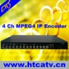 CATV MPEG2 IP Encoder
