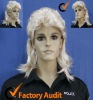 fashion synthetic fiber Jason wig