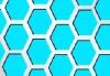 Perforated metal mesh sheet
